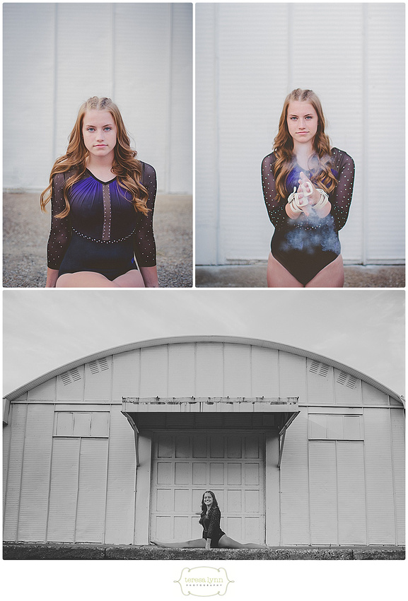 Outdoor gymnastics photos