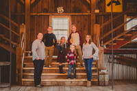 Renovated Barn Family Photo
